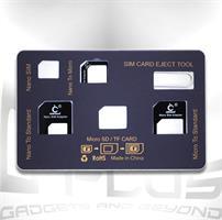 כרטיס נושא SIM לבעלי יותר מSIM אחד בלבד