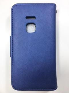 מגן ספר BriTone לנוקיה NOKIA 215 4G בצבע כחול