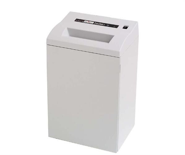 מגרסת נייר רצועות דגם HSM 2600 Primo