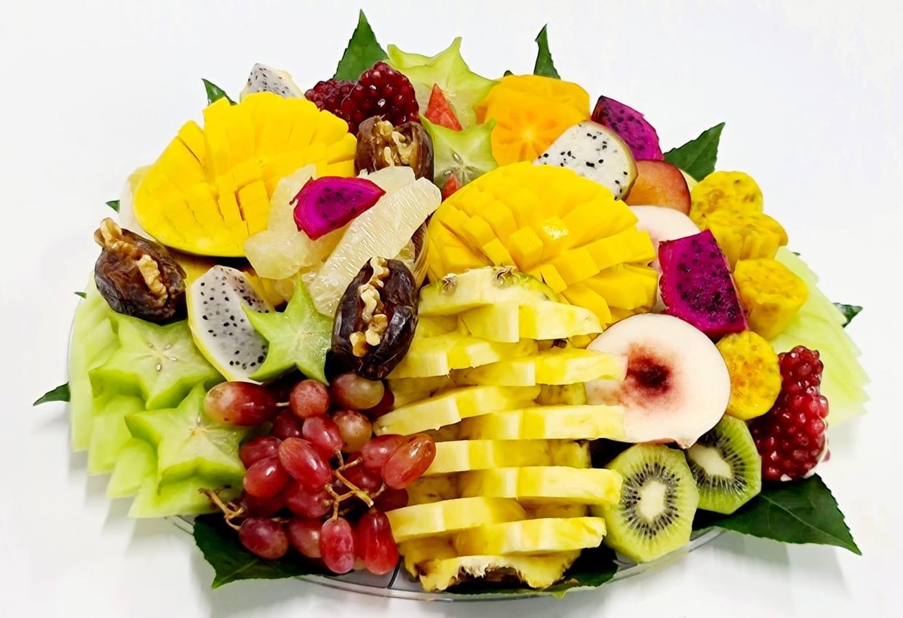 Fruits magic basket - מתנת הקסם