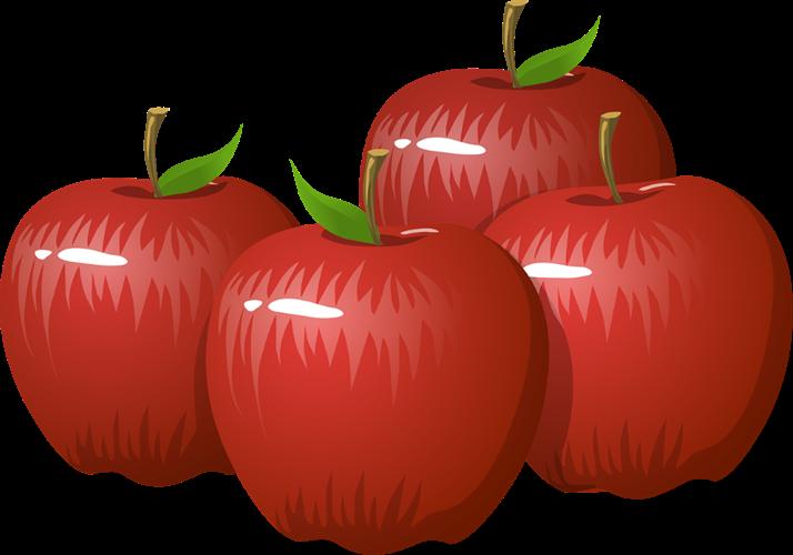 תפוח אדום