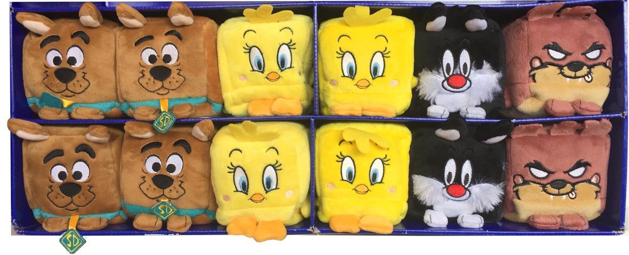 בובות קאוואי- דמויות לוני טונס (Looney Tunes)