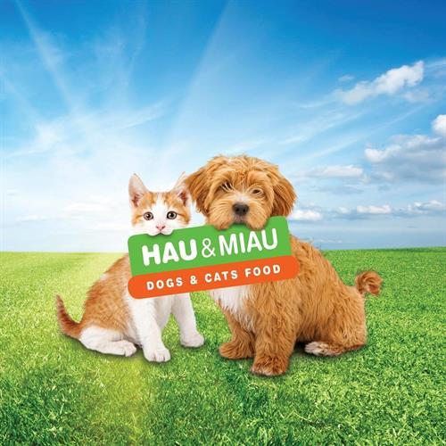 האו ומיאו חטיפים טבעיים לכלבים וחתולים