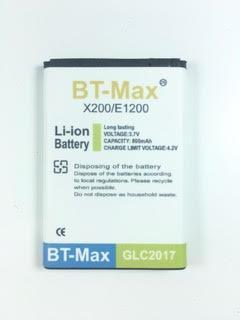 בטריה BT-Max X200 לסמוסנג E1200/E3300/E1050/E1081 ועוד 800mAh/3.7V