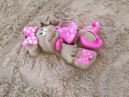 סנדטסטיק-מיני מאוס יצירה בחול