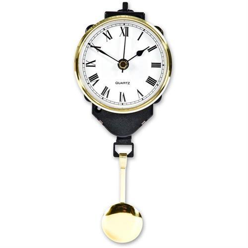 קיט ליצירת שעון מטוטלת קוטר 67 ממ על מחרטת עץ