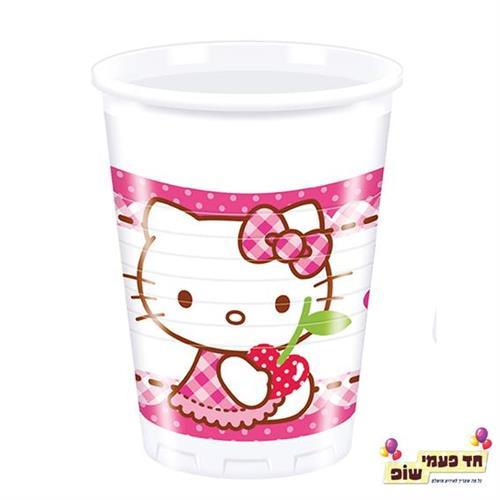 """כוס הלו קיטי (8 י""""ח)"""