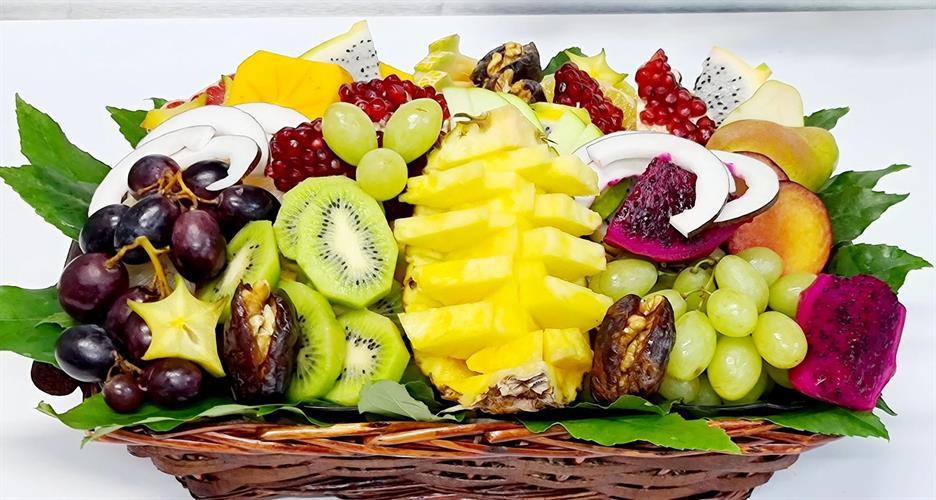 סלסלת שף הפירות - M