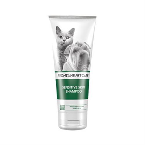 Frontline Pet Care פרונטליין שמפו לעור רגיש