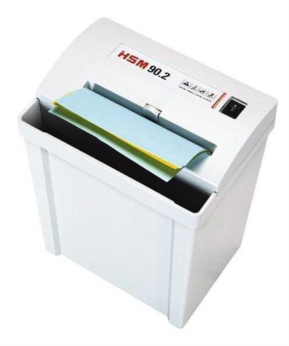 מגרסת נייר רצועות דגם  HSM 90.2