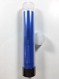 סיגריה אלקטרונית חד פעמית כ 1200 שאיפות Kubi X Disposable 20mg בטעם אוכמניות Blueberry