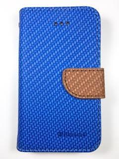 מגן ספר לסמסונג יאנג 6310 SAMSUNG YOUNG בצבע כחול
