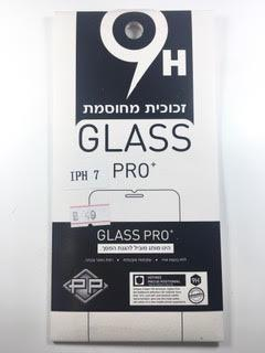 מדבקת זכוכית לאייפון IPHONE 6