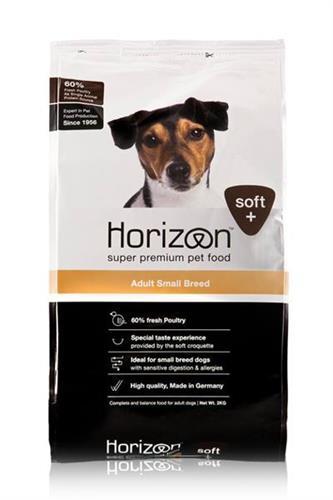"""הורייזן לכלב בוגר מגזע קטן עוף 2 ק""""ג Horizon"""