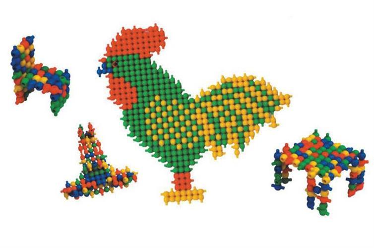 הרכבת כדורים תרנגול
