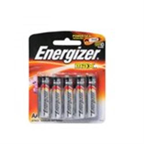 חבילת סוללת אנרגיזר ENERGIZER AA אלקליין 10  יחידות בכל חבילה
