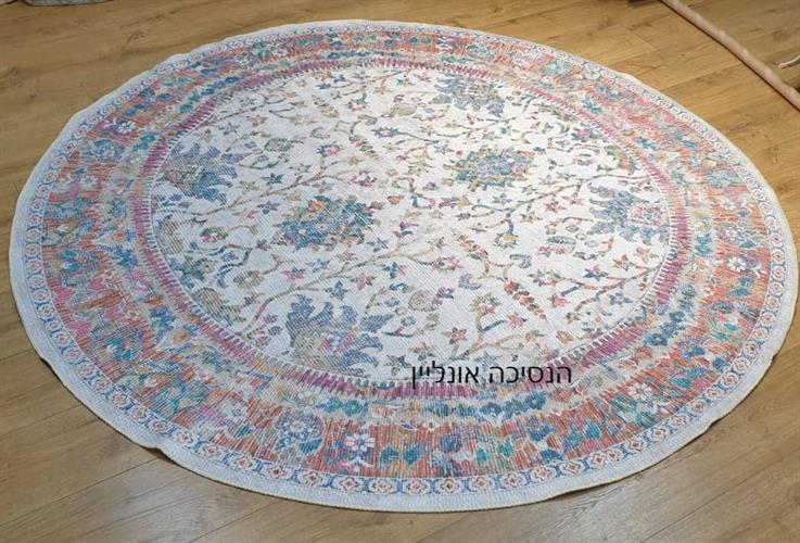 שטיח עגול - דגם רייף 01