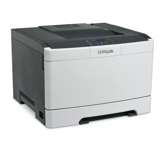 מדפסת לייזר צבעונית דגם Lexmark CS-310n