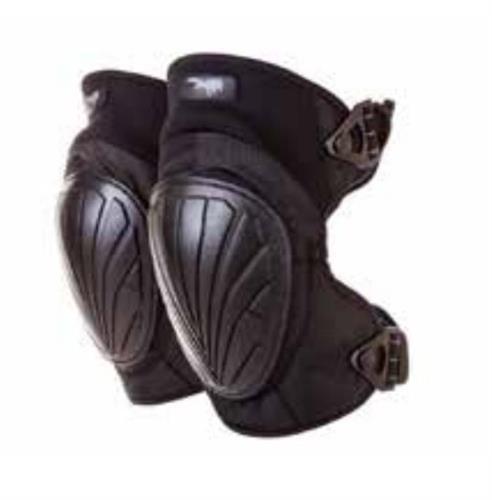 מגיני ברכיים טקטיקל שחור ברכיות ירי ג'ל 320002 חגור