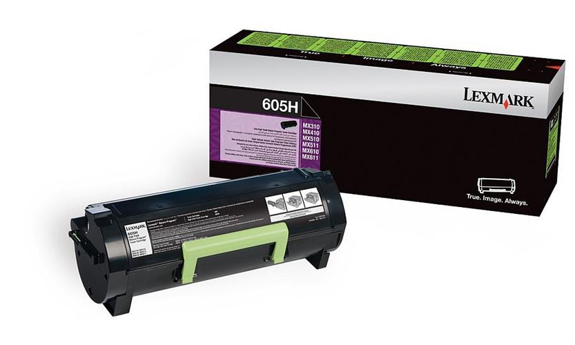טונר שחור Lexmark MX-310,410 מקורי 60F5H00
