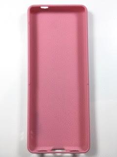 מגן INOTE מחוספס לשיאומי +XIAOMI QIN 1S בצבע ורוד