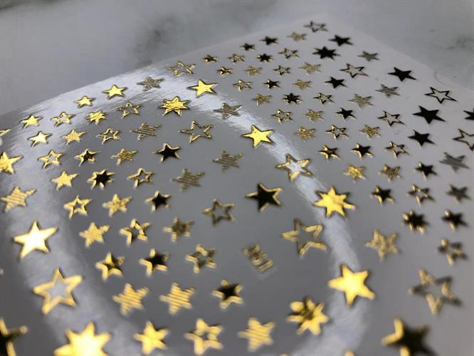 כוכבים - זהב