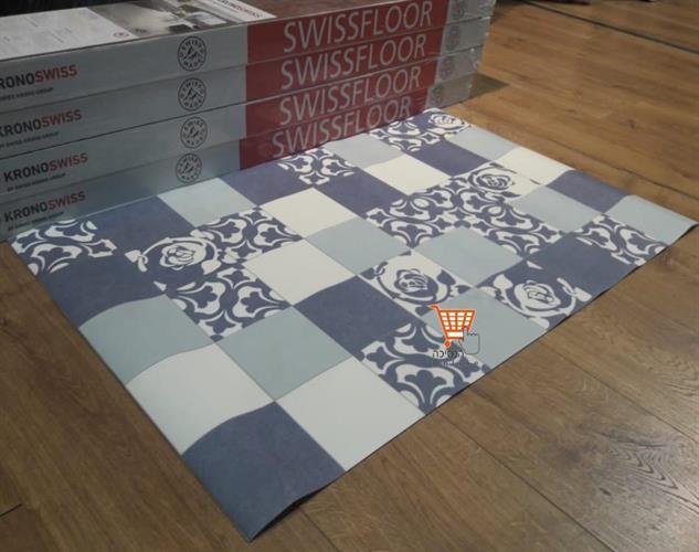 שטיח למטבח פי וי סי דגם 02