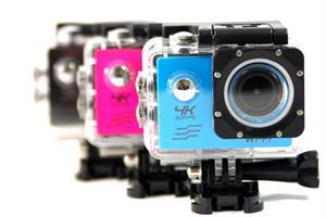 מצלמת אקסטרים 4K WIFI