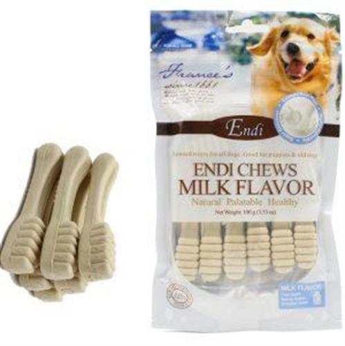 חטיף לכלבים אנדי מברשת שיניים סידן 100 גרם