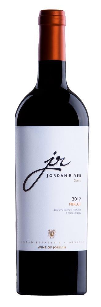 """יין JR אדום יבש מרלו 750 מ""""ל"""