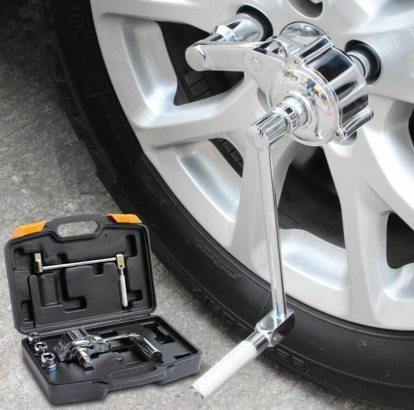 מכפיל כוח לפתיחת וסגירת גלגלים לרכב קל