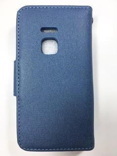 מגן ספר BriTone לנוקיה NOKIA 215 4G בצבע כחול כהה
