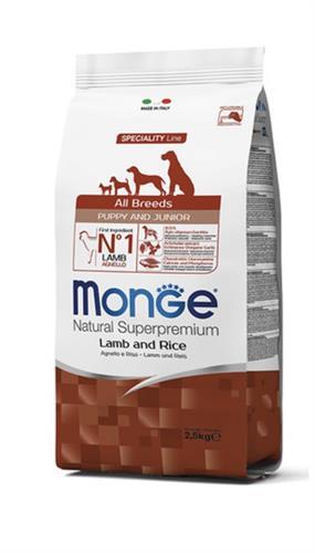 MonGe פפי  כבש 12 קג  all breeds