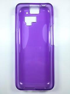 מגן סיליקון לkosher mobile k35 בצבע סגול