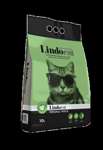 לינדו קט קומפקט בניחוח טבעי – לפרווה קצרה 10 ליטר