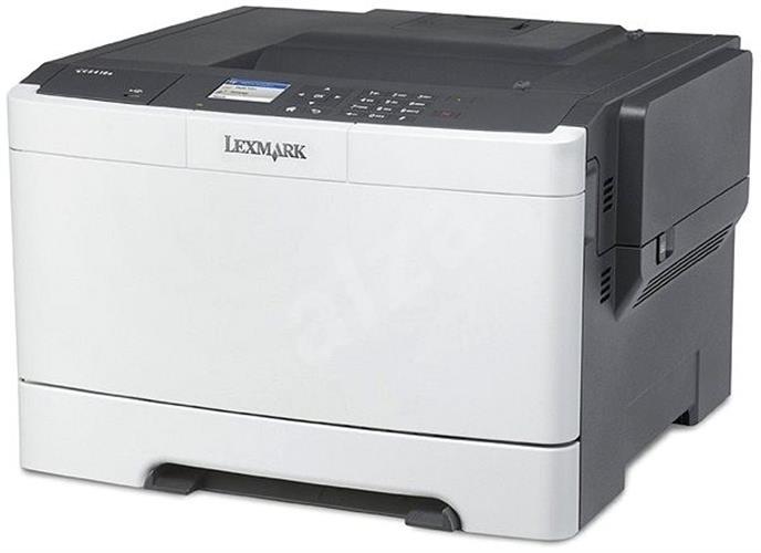 מדפסת לייזר צבעונית דגם Lexmark CS417dn