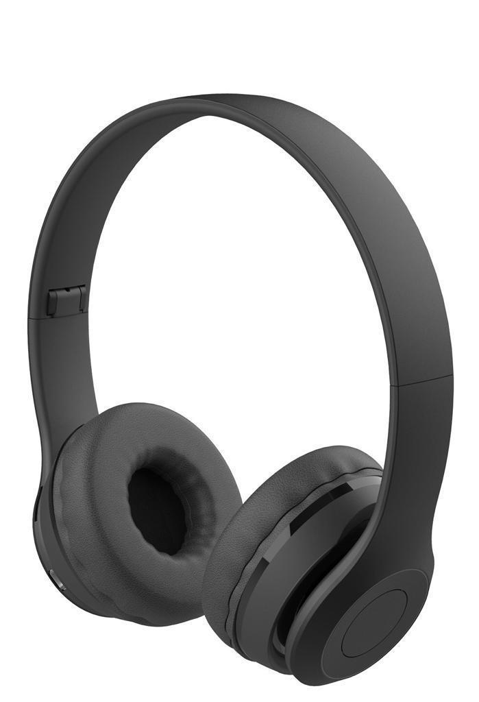 אוזניות קשת בלוטות' CYCLE בצבע שחור