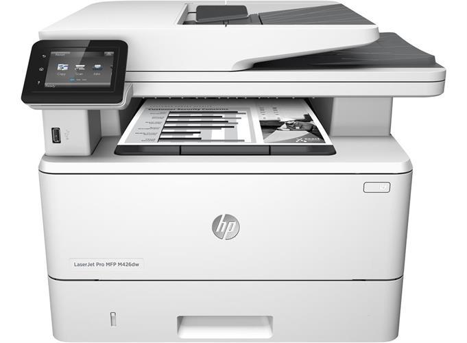 מדפסת משולבת אלחוטית HP LaserJet Pro M426fdw