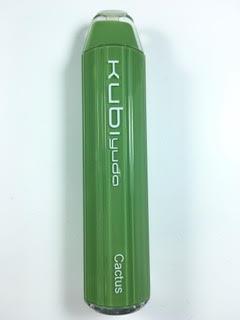 סיגריה אלקטרונית חד פעמית כ 2800 שאיפות Kubi yuda Disposable 20mg בטעם סברס Cactus