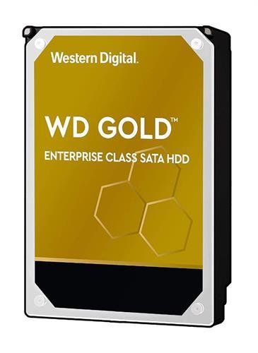 דיסק קשיח פנימי לנייח WD 4TB Gold Enterprise 256MB Cache 7200RPM