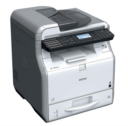 מדפסת משולבת לייזר ריקו SP-3600SF