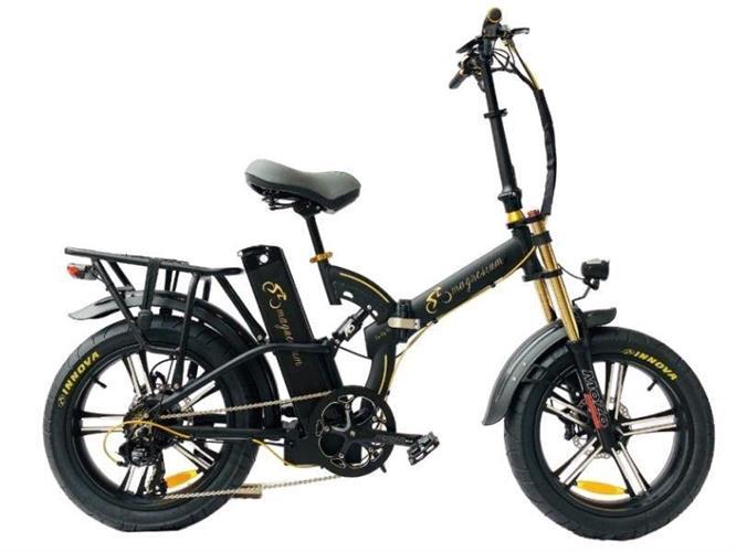 אופניים חשמליים מבית ד'אור - מגנזיום 2021