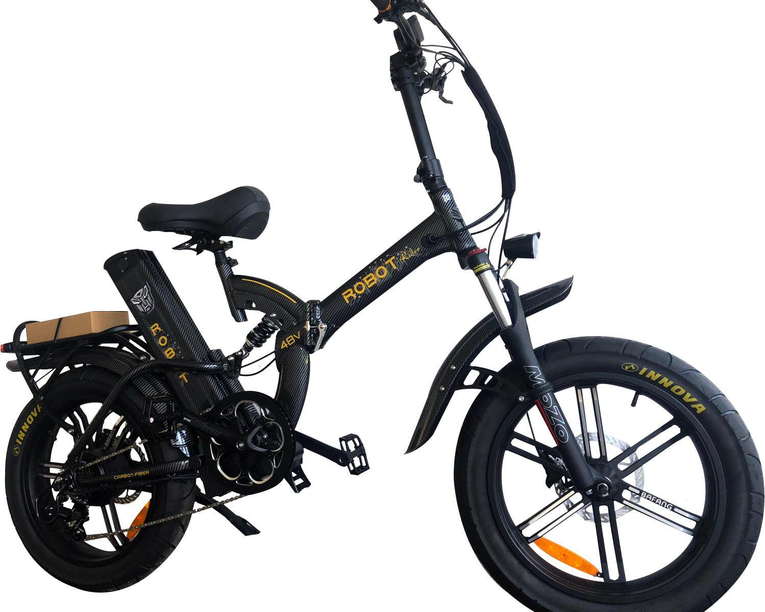 Robot Rider | אופניים חשמליים רובוט ריידר 48V 21A