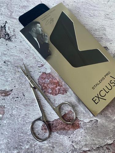 מספריים חיתוך מעוקל Magnolia למניקור אקסלוסיב המהודרות סטאלקס - SX-21/1m