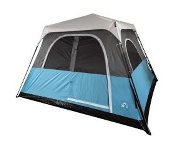 אוהל פתיחה מהירה ל- 6 אנשים PAMPAS