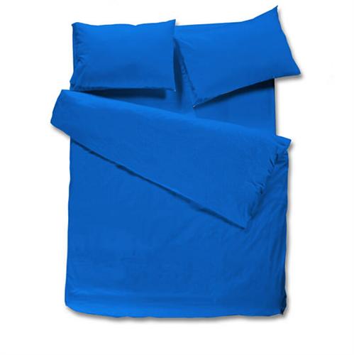 מצעים בתפזורת להרכבה 100% כותנה - כחול רויאל
