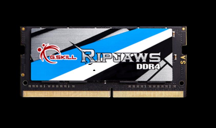 זכרון לנייד G SKILL F4 2666 C18S 16GRS 16GB DDR4 2666