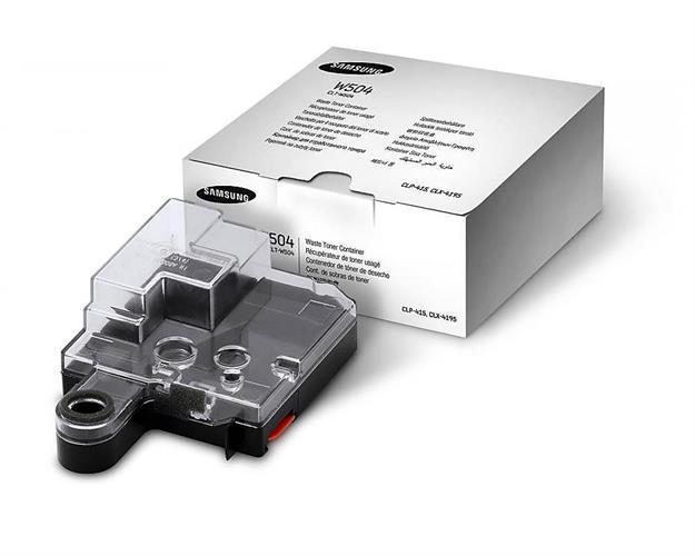 מיכל עודפים CLT-W504 למדפסת צבע סמסונג דגם CLP-415 CLX-4195 SL-C1860