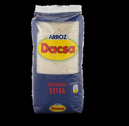 """אורז עגול ספרדי טבאח 5 ק""""ג  דאקסה"""