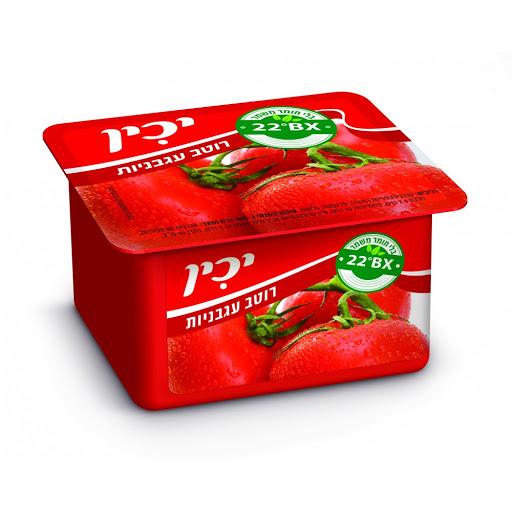 יכין רסק עגבניות  28% 260גרם - 4 יחידות